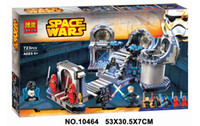 Wholesale Bole Star Wars Building Blocks death star final duel Gifts Toys Compatible with Legoed