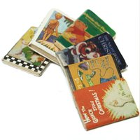 Wholesale 2015 New Hot Sale Set of Model Accessories Dollhouse Miniature colorful Paper books