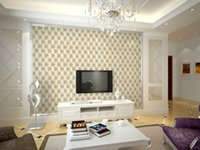 Moisture Proof modern sofa leather - 7 colours Three dimensional faux leather soft bag wallpaper white bedside sofa tv background wall D wallpapers