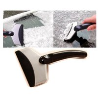 snow shovel - 2PCS Vehicle Car Stainless Steel Remove Snow Ice Shovel Scraper Defroster Wovel Spade