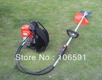 Wholesale backpack knapsack gasoline petrol stroke brush grass cutter trimmer handle mower cleaner