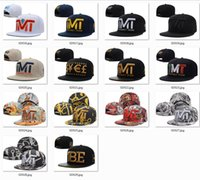 Wholesale High quality TMT snapback hats for man and woman baseball caps sports fashion hip hop snapbacks