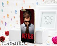dexter - dexter season I dexter Style Hard Transparent Case Clear Cover for iPhone s g plus Skin