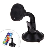 Wholesale Universal Magnetic Car Phone Holder Windshield Dashboard Car Mount Holder Stand for Phone GPS Table PC