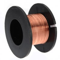 Wholesale 0 mm Copper Soldering Solder PPA Enamelled Reel Wire Line Roll MM order lt no track