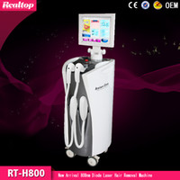 Wholesale Fast Safety nm diode laser beauty device without pain ipl diode laser hair removal machine price