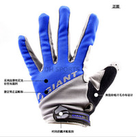 bamboo racing bike - Mountain Bike Full Mittens Bike Gloves Full Finger Nylon Spandex Bamboo Fiber Outdoor Motorcycle Bicycle Full Finger Gloves
