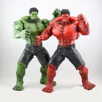 Wholesale 2015 New Retail Red Hulk The Avengers Hao Ke joint hands do