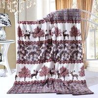 2015 nuevo Freeshipping 100% Fleece Blanket Lanza Cobertores mantas suaves