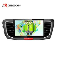 accord mirror - Android Car dvd For Honda Accord With Quad Core Steering Wheel Mirror Link Bluetooth G Wifi Radio Video SD USB DVD