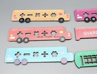 arts icon - 25pcs Ruler Wood Ruler Zakka Wood Ruler Borders Scrapbooking Altered Art Prima Wood Icons school bus etc