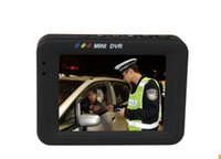 Wholesale HD Mini Portable MPEG DVR P H with inch Display Law Enforcement Camera