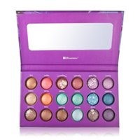 palette 18 color - 1PC Makeup BH Cosmetics Galaxy Chic Color Baked Eyeshadow Palette