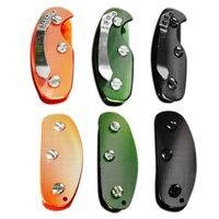 Wholesale Outdoor EDC Gear Ultra Light Aluminum Key Holder Key Clamp Lightweight Outdoor Clip Suvival Gear