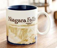 starbucks - Starbucks City cup Niagara Falls and more globle icon cup coffee cup mug starbucks cup