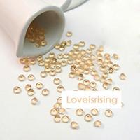 Wholesale Lowest Price Off mm Carat Gold Diamond Confetti Acrylic Bead Wedding Party Favors