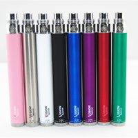 bank pens - Vape bank pen V Variable Voltage mah mah mah mah vision spin e cigarette battery in a box