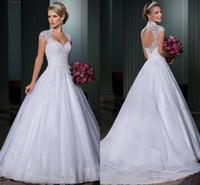 short sleeve wedding gowns - Custom Made Cheap Short Sleeve Noiva Sweetheart Wedding Dresses Bridal Gowns Beautiful Bride Wedding Nouquet