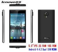Cheap LENOVO k900 T WCDMA 2GB RAM 5.0'' IPS MTK6592 Octa Core Mobile Phone 16GB ROM 13mp Camera Android 4.4 Dual SIM