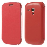 Cheap for Samsung S3 Mini I8190 Best Cheap cover leather
