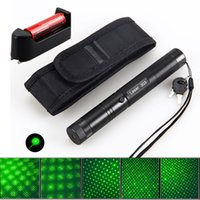 beam battery - 532nm Green Laser Pointer Lazer Beam High Power Battery Charger Holster