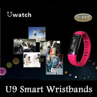 band saw - U SEE U9 Smart Watch Smart Wristbands Uwatch Waterproof Smart Bands Bluetooth Function Fit Different Occasions For IOS Andriod Phones