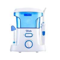 best gum - New Tsmile ML Household Oral Irrigator Dental Gum Cleaning Water Jet Flosser Electrical V AC EU US Plug Water Flosser Best