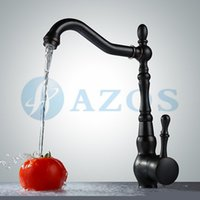 antique sink wall faucet - Kitchen Sink Faucets Vessel Antique Brass Swivel Waterfall Hose Spout Single Handle Bronze Oil Rubbed Black Wall Mounted Mixers