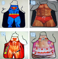 Wholesale 2016 Star Wars Top Kitchen Apron style To Choose Funny Personality Cooking Apron Anime Cartoon Character Apron