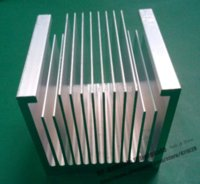 ball bearing transfer - 50 MM High Quality Embedded Aluminum Heat Transfer Thermal Pad Radiator for Heat Sink Power Supply