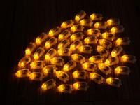 Wholesale HOT SALE Led flash ball lamp for Paper Lantern Balloon balloon light for wedding decoration