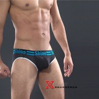 Cheap HOT SHINO Authentic: Free shipping wholesale and retail 90% polymide low waist sexy fashion Jitu men mesh triangle underwear :SNcad