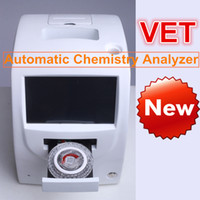 Wholesale VET Portable Automatic Chemistry Analyzer with factory supports high tech and best quality super analyzer machine Advanced software analyze