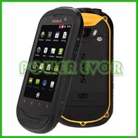Wholesale SEALS TS3 Rugged IP68 Waterproof Smartphone Dustproof Shockproof MTK6573 Android quot IPS MP Dual SIM Mobile Phone