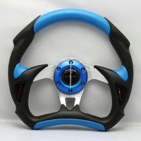 Wholesale MOMO Steering Wheel PU PVC Racing Car Steering