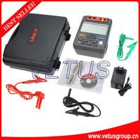 Resistenza di isolamento Tester Megger UT512 tester UT-512 con campo di misura di tensione 500V / 1000V / 1500V / 2500 V
