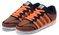 Wholesale 2015 Onemix Men Shoes USA traniers orange water resistant running shoes SIZE Ventilate School style Men sports shoes