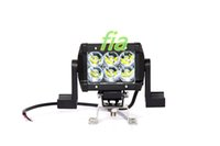 Cheap 4.3''18W 16200Lm CREE LED Light Bar With Aluminum alloy Spot Flood Combo Beam 2-year Warranty Free Shipping