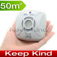 Wholesale AR810 Ultrasonic Pest Chaser Electronic Ultrasonic Indoor Rat Mouse Insect Rodent Pest Control Repeller