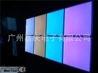arena stage - LED luminous floor steel floor thin and easy to install LED lights show arena floor full color RGB color
