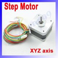Cheap 3D Printer Accessories Extruder XYZ Axis Step Stepper Motor FZ0605 Free Shipping Dropshipping
