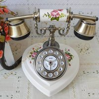 antique wood telephone - Vintage telephone rustic solid wood antique telephone solid wood telephone of love