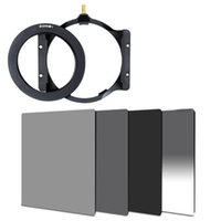 filter - ZOMEI Square ND2 ND4 ND8 Gradual filter Kit mm ring holder For Cokin Z PRO