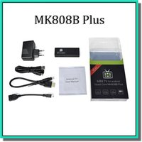 quad core cpu - 2014 the most hot selling MK808B microcomputer with quad core CPU and G RAM G ROM fit for all kind of wireless keyboard DHL FRE