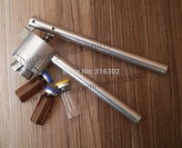 Wholesale x mm Stainless Steel Manual Vial Crimper Flip Off Caps Hand Sealing Machine Tool mm is available also