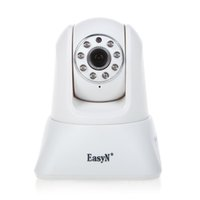 Wholesale P2P Wireless IP Camera EasyN P ONVIF H P T IR Cut Night Vision Motion Detection quot COMS MP Wifi b g n
