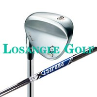 Wholesale LH SM5 Golf Wedges With Rifle Project X Steel Shafts degree Chrome Color