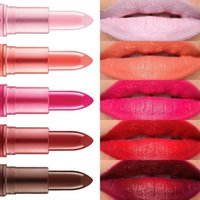 Cheap 2016 hot selling and high quality Makeup Gia Valli Matte Lipstick several colors make more people more sexy