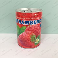 Cheap Strawberry seeds, Juicy flesh, plants DIY novelty tin cans flowers planting office mini-plants