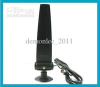 HDTV Antennas aerial indoor - Digital Indoor TV Antenna HDTV DTV dBi DVB T Antenna Aerial TV plug